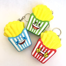 Load image into Gallery viewer, 83320 FRY KEY RING SQUISHY-slow soft-10