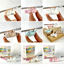 Load image into Gallery viewer, 70734 ANIMAL PEN HOLDER BLIND BOX-10