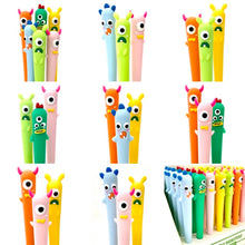 Load image into Gallery viewer, 22368 LITTLE MONSTERS GEL PEN-40