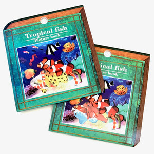 75927 Tropical Fish 70 stickers in a bag-10
