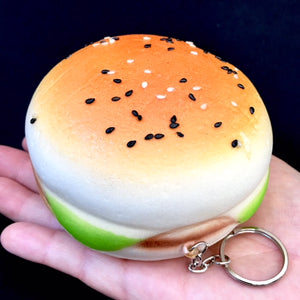 83137 BIG HAMBURGER SQUISHY-Slow-4 inch-10