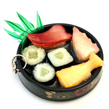 Load image into Gallery viewer, 83030 SUSHI TRAY KEYRING-10