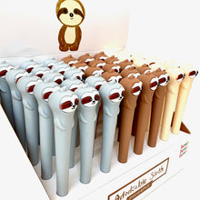 Load image into Gallery viewer, 22383 ADORABLE SLOTH BUDDY GEL PEN-40