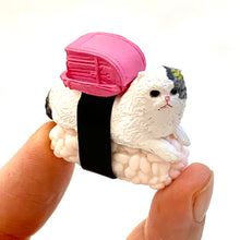 Load image into Gallery viewer, 70700 SUSHI CAT FIGURINES-1.75 INCH-10