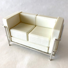 Load image into Gallery viewer, 75127 LC2 Le Corbusier Loveseat-White-1 sofa
