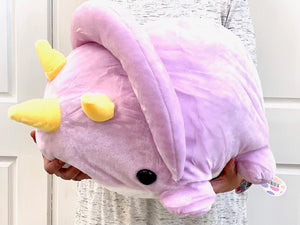 63029 COLORFUL SEA SLUG PLUSH TOY-12