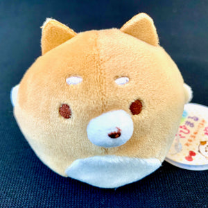 63209 MINI ANIMAL BALL PLUSH-12