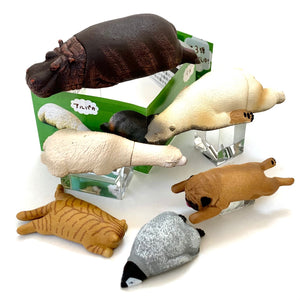 70883 SLEEPY ANIMAL FIGURINES Vol. 3-6