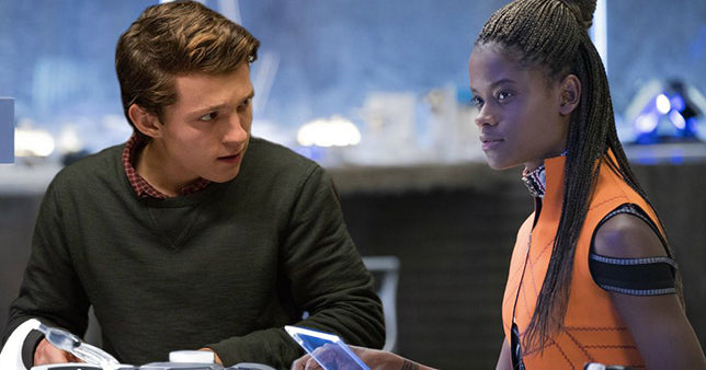 Spider-Man's Going To Have A New Crime-Fighting Partner: Shuri