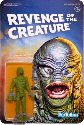 Universal Monsters ReAction Figures - Revenge of the Creature