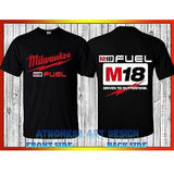 Tops Milwaukee Tool Short Sleeve T-SHIRT(S-XXXL)