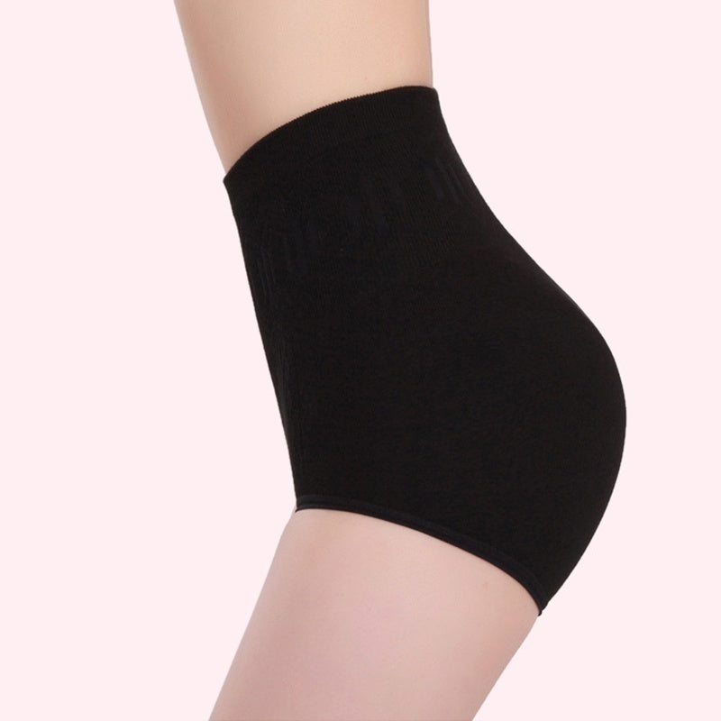 6 Colors High Waist No Trace Women Control Panties Shaper Underwear High Waist Belly Control Panties