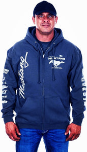 New Autumn Winter Ford Mustang Hoodie Mens Ford Racing Jacket Black Collage Logo Design Sweatshirt