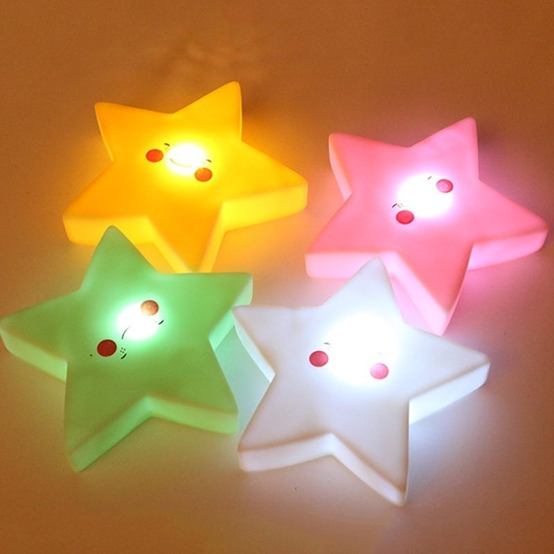 Cute LED Lights Night Light Decoration Lights Baby Children's Bedroom Lights Party Christmas Birthday Gift