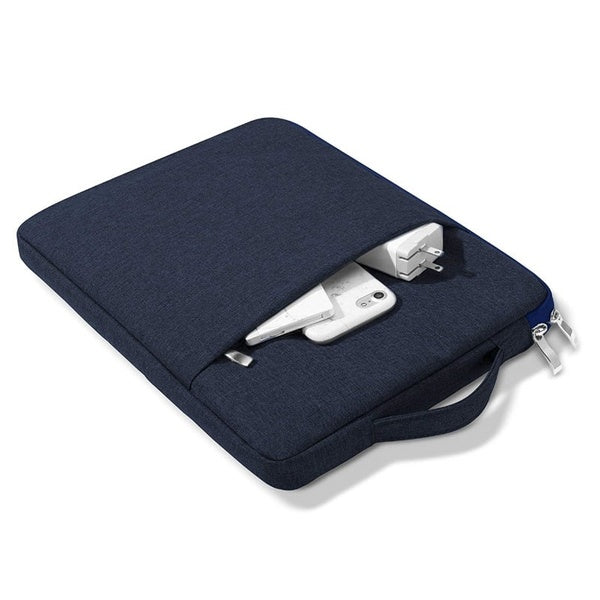 "Waterproof Handbag Sleeve Bag For IPad 9.7/10.5, IPad Pro 9.7/iPad Pro 10.5,iPad2/3/4,iPad Pro 11"" 2018,iPad Pro 12.9 Inch Macbook 11.6 /12/13.3/15.6 Inch Microsoft Surface Pro 4 3 12.3 Inch Notebook Case Bag"