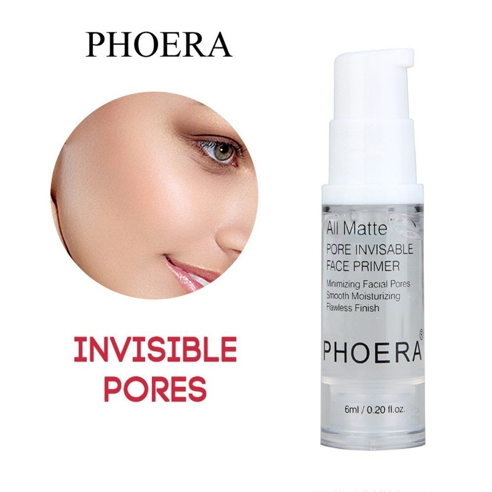 1PC PHOERA Isolated Moisturizing Makeup Base Face Makeup Primer 10M