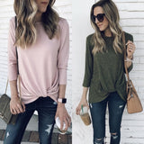 Women New Long Sleeve Casual  Loose Pullovers Sweaters Patchwork Knit Coat Cardigan Fashion Coat Cute Sweater