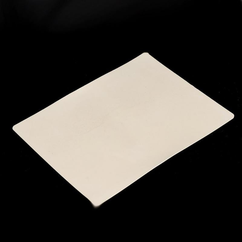 Brand NEW Pack Of 20 Pcs/15 Pcs/10 Pcs/5Pcs Set Professional Blank Tattoo Practice Skin Soft Elastic Double-sided Fake Skin Practice Sheet Tattoo Supplies