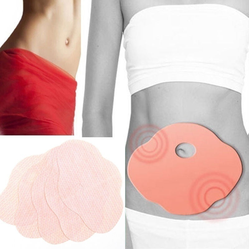 2Pcs/5Pcs Weight Loss Slimming Patch Burning Fat Natural Ingredients Navel Sticker Women/Men Health Care Pads
