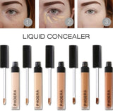heat PHOERA Ultra-Smooth Liquid Concealer Invisible Cover Concealer Smooth Flawless