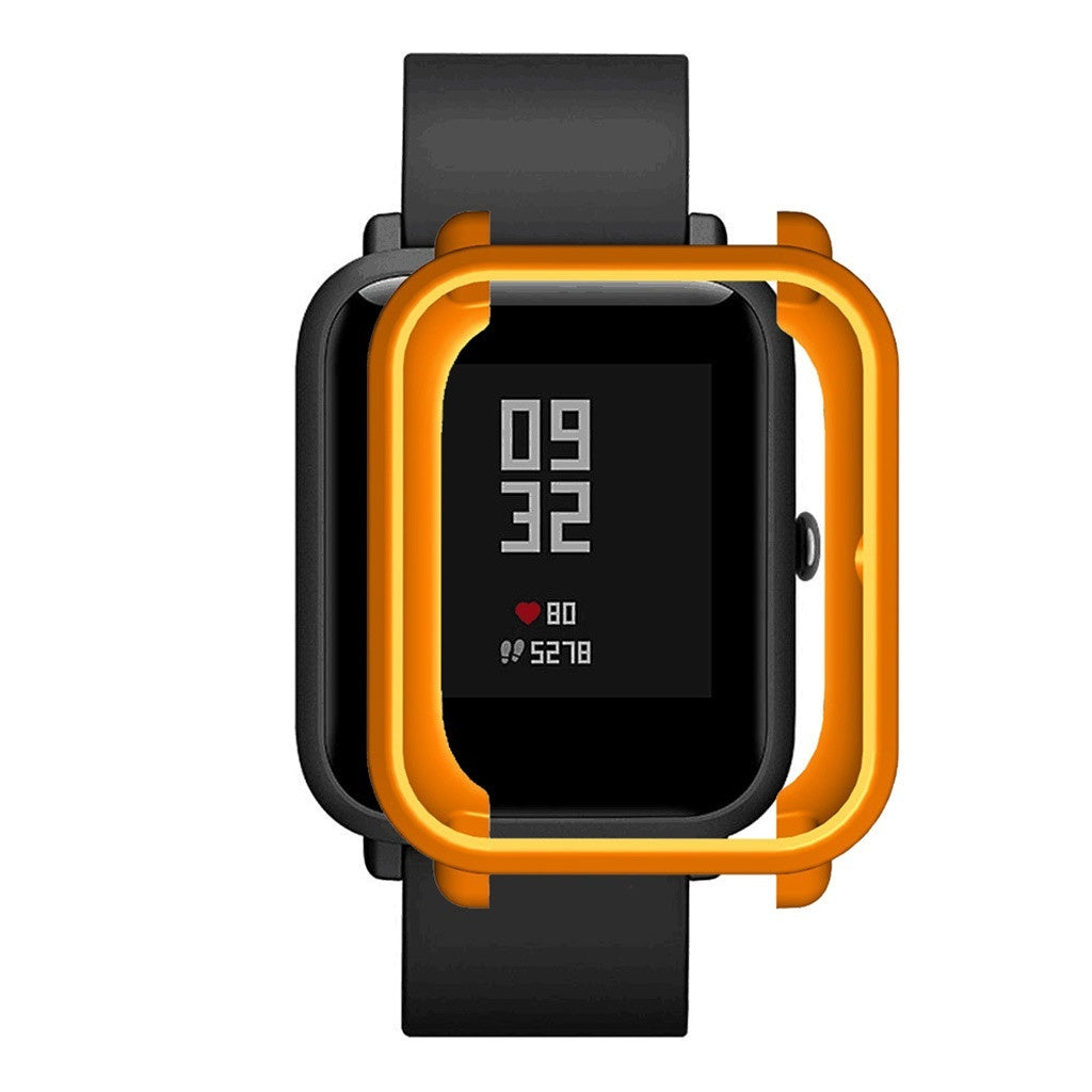 Soft TPU Case Cover Shell Protector For Xiaomi Huami Amazfit Bip Youth/Lite Watch,Sehen Sie sich das weiche TPU-Geh?use an