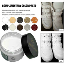 Load image into Gallery viewer, Leather Recoloring Balm Renew Restore Repair Tool Color Wash Scratched Leather for Shoes Sofas Bags