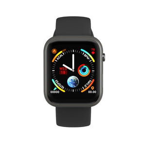 Newest Smart Watch (GPS,44mm) IP67 Touch Screen Smartwatch Support Heart Rate Blood Pressure Tracker Fitness Sport Bracelet for Android IOS All Smartphone