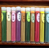 50 Sticks A Box Natural Aroma Indoor Spices Sandalwood Clean Air incense Burners Aromatherapy Fragrance Spices Fresh Air