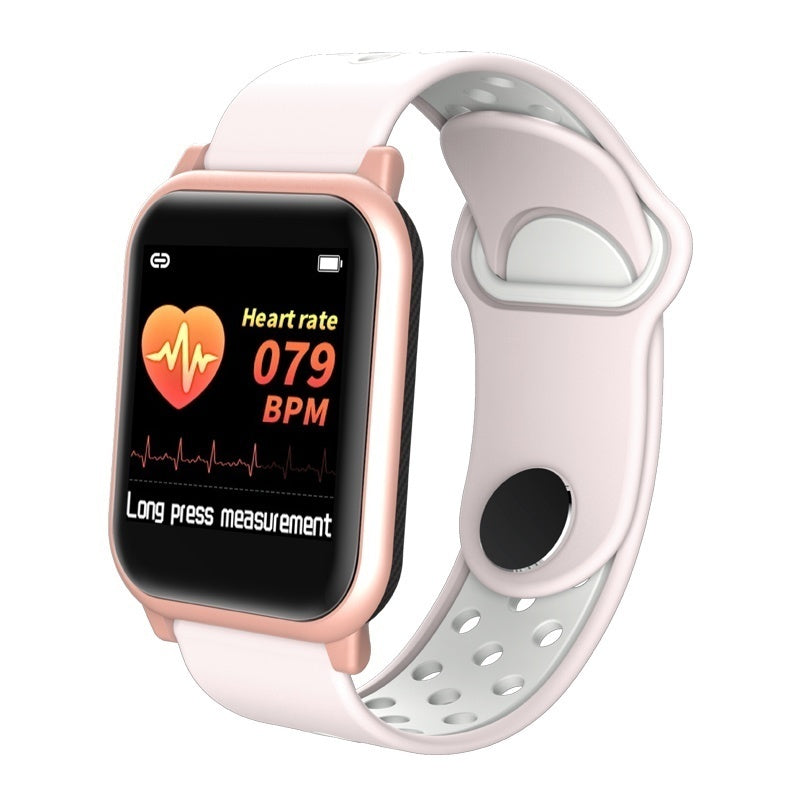 Women's Lady Fitness Bluetooth Smart Watch Heart Rate Monitor Wristband Men Professional Sports Bracelet Couple Watch Gifts