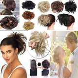 2019 New Chignon PonyTail Hair Extension Bun Fashion Hairpiece European and American Hair Simulation Hair