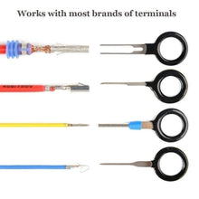Load image into Gallery viewer, 36/18/11/8/3Pcs/Set Car Terminal Removal Tools Wire Plug Connector Extractor Puller Needle Retractor Tools Kit