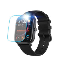 Load image into Gallery viewer, 3PCS Clear Film Tempered Glass Screen Protector for AMAZFIT GTS Smart Watch