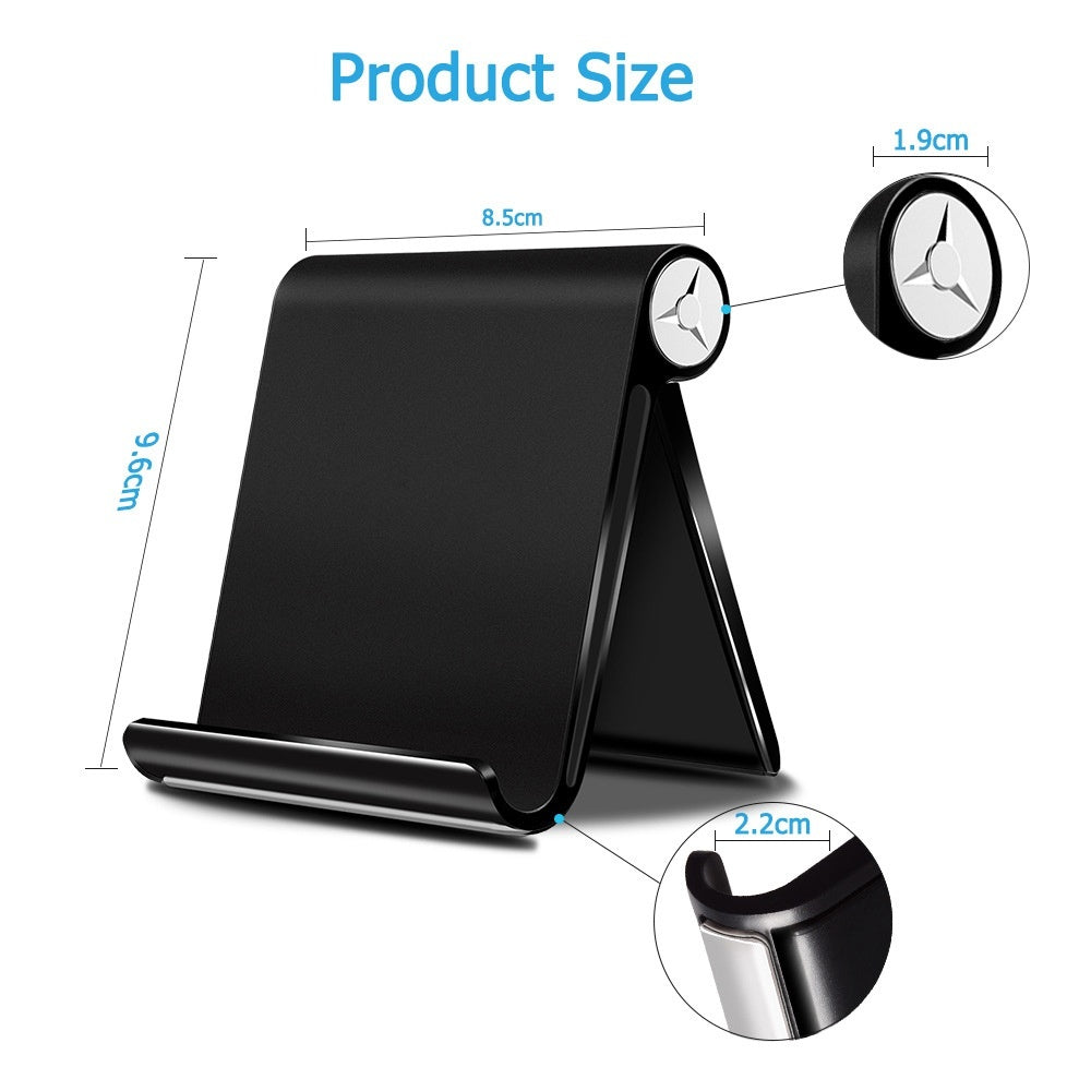 Universal For Tablet For Phone Foldable Tablet Desk Stand Stand Phone Holder Phone Mount