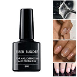 8ml Nail Fiberglass Gel For Nail Extension Repair Nails With Nail Nail Fiberglass Non-woven Silks Professional Nail Art Tool