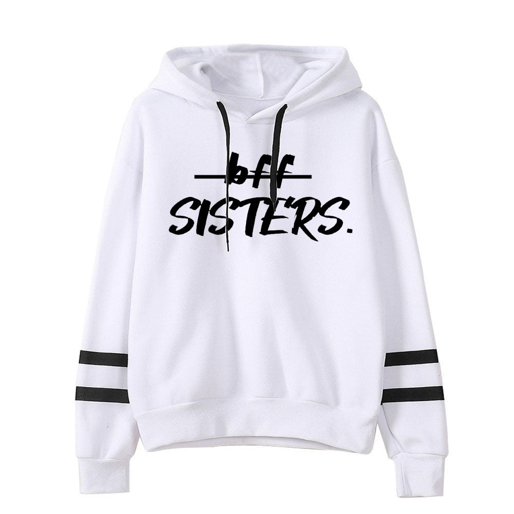 BFF Hoodies Women BEST FRIENDS Hoodies