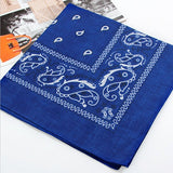Cycling Headwrap Bandanas Printing Turban Square Scarf Scarves Handkerchief Head Bands Outdoor Sports Accessories