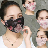 Woman Fashion Bib Mask Summer and Autumn Sunscreen Scarf Female Breathable Mask Full Face UV Protection