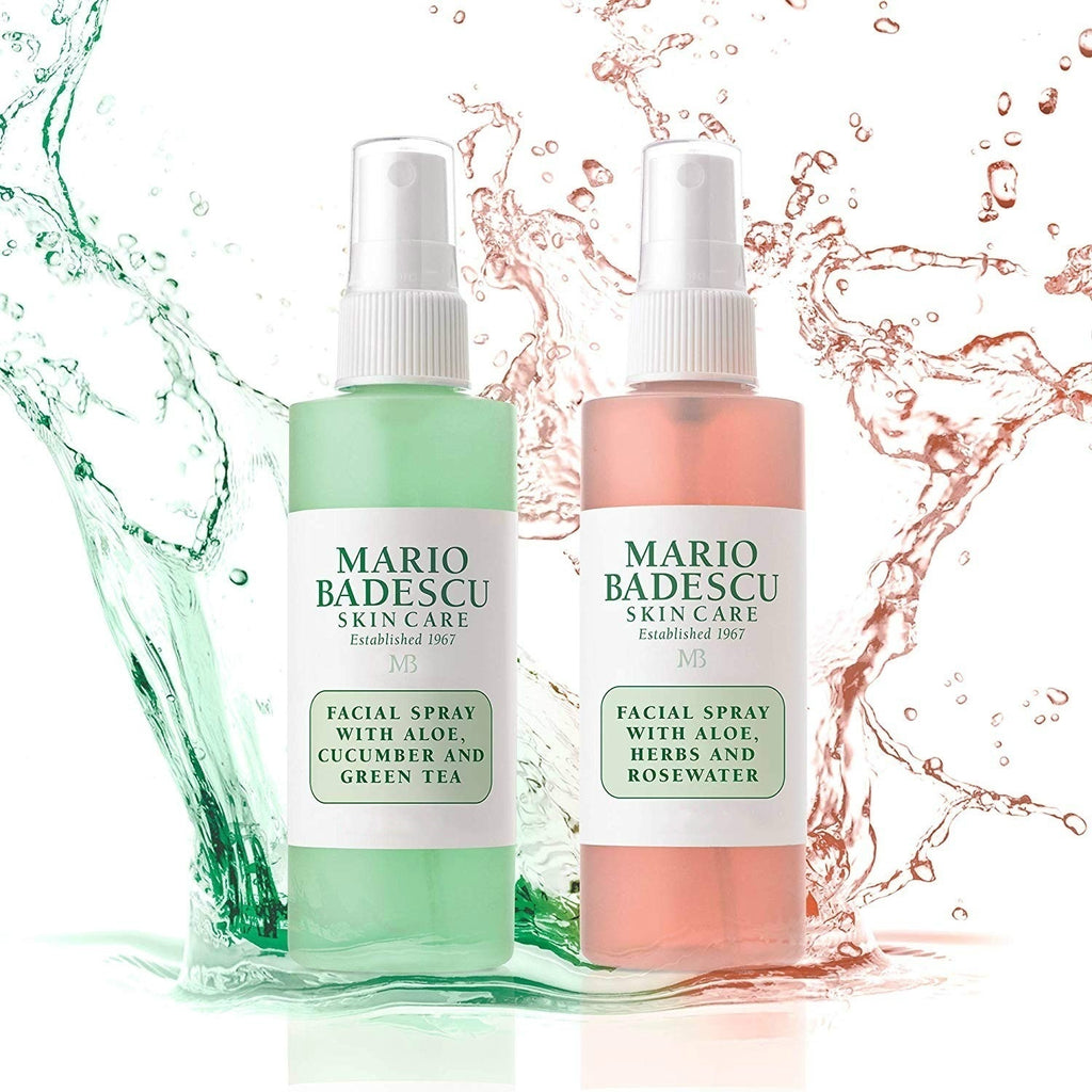 60ml Mario Badescu Facial Spray with Aloe