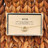 Mom Necklace   Mother Necklace   Mom Gift   Mother's Day Necklace   Mom