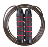 Useful New 1PC Sports Fitness Wire Crossfit Bearing Aerobic Exercise Skipping Jump Rope Boxing
