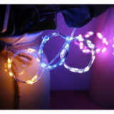 1/2/3/5M Gorgeous LED Home Decorations LED String Lights Starry Lights