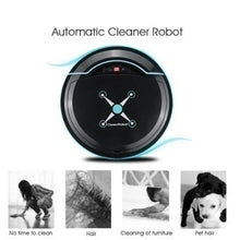 Load image into Gallery viewer, 2020 New 9-in-1 Rechargeable Intelligent Sweeping Robot 6800PA Strong Suction Smart Floor Cleaner Automatic Sweeping Robot Dry and Wet Sweeping Vacuum Cleaner Powerful Vacuum Cleaner Cleaner for Home Office, Help You Clean Up Garbage and Dirt At Any Time