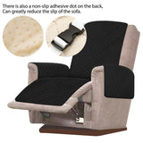 Universal Recliner Chair Slip Covers Recliner Protector Pet Cover for Recliner Anti-Slip Furniture Protector Sofa Armchair Slipcovers for Recliner Sofa