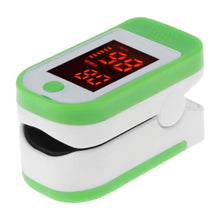 Load image into Gallery viewer, Finger Pulse Oxygen Saturation Monitor Blood Oximeter Blood Meter Waterproof Pulse Oxygen Storage Box /Without Battery