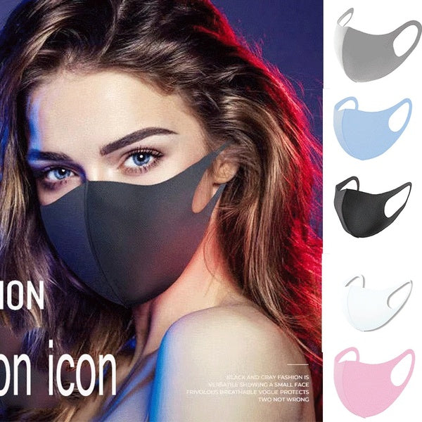 Fashionable Dustproof and Haze Masks Can Be Cleaned and Reused Cotton Cloth Masks