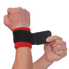 Load image into Gallery viewer, Sport Wristband Wrist Brace Wrap Bandage Support Gym Strap