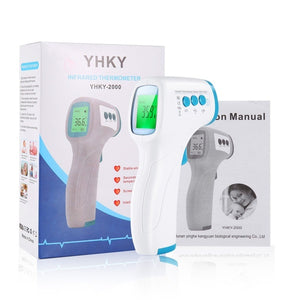 Non-contact Infrared LCD Monitor Thermometer Infrared Forehead Thermometer