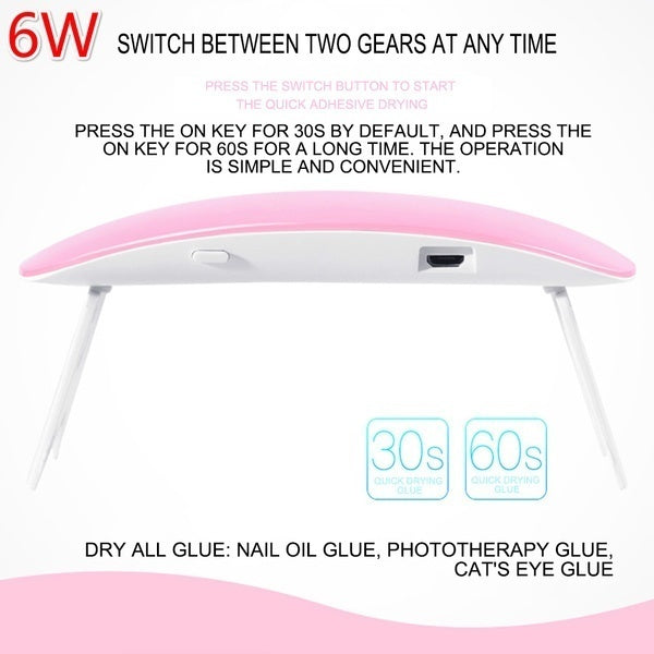 54W 18LED Smart Infrared Sensor UV Sunlight Nail Dryer Lamp Gel Polish Curing Timing Manicure Machine USB 3 Timers