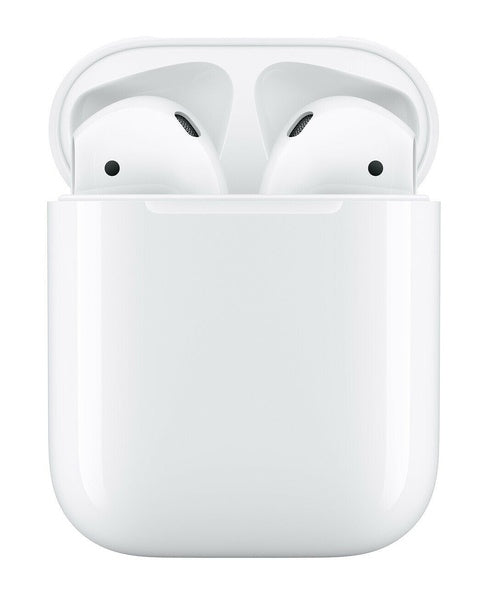 Used Apple AirPods Generation 2 with Charging Case MV7N2AM/A