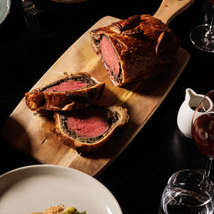 King Island Beef Wellington Dinner (for 4)